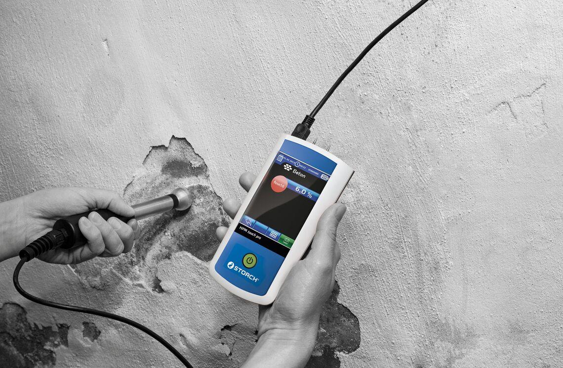 Gut bekannt HPM– Feuchte- und Klimamessgeräte TJ53